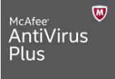 McAfee AntiVirus Plus 1 Year 1 PC