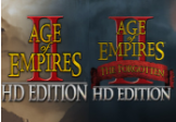 Age of Empires II HD + The Forgotten Expansion Steam CD Key