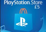 PlayStation Network Card £5 UK