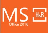 MS Office Home & Business 2016 for Mac Retail Key