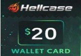 Hellcase.com 20 USD Wallet Card Code