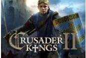 Crusader Kings II Steam CD Key