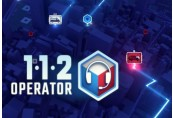 112 Operator Steam CD Key