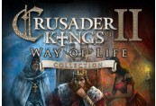 Crusader Kings II - Way of Life Collection DLC Steam CD Key