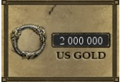 2 000 000 The Elder Scrolls Online Gold PC US