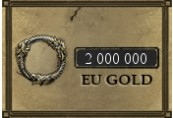 2 000 000 The Elder Scrolls Online Gold PC EU