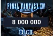 8 000 000 Final Fantasy XIV Gil EU
