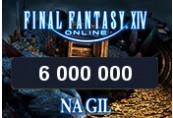 6 000 000 Final Fantasy XIV Gil NA