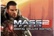 Mass Effect 2 Digital Deluxe Edition Steam CD Key