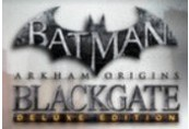 Batman Arkham Origins Blackgate - Deluxe Edition Steam CD Key