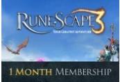 Runescape 30-Day Prepaid Time Game Card