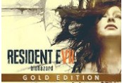 Resident Evil 7: Biohazard Gold Edition EU Steam CD Key
