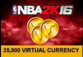 NBA 2K16 - 35,000 Virtual Currency US PS4 CD Key