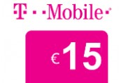 T-Mobile 15 EUR Code DE