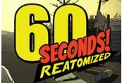 60 Seconds! Reatomized EU Steam Altergift