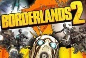 Borderlands 2 + 4 DLC Steam CD Key
