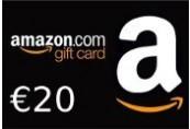 Amazon €20 Gift Card FR