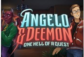 Angelo and Deemon: One Hell of a Quest Steam CD Key