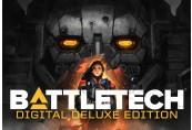 BATTLETECH Digital Deluxe Edition EU Steam Altergift