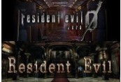 Resident Evil Origins / Biohazard Origins Collection Steam CD Key