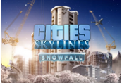 Cities: Skylines - Snowfall DLC RU VPN Required Steam CD key