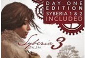 Syberia 3 Day One Edition Steam CD Key