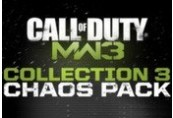 Call of Duty: Modern Warfare 3 - Collection 3: Chaos Pack DLC Steam CD Key