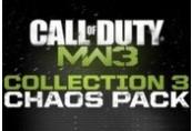 Call of Duty: Modern Warfare 3 - Collection 3: Chaos Pack DLC Steam CD Key (MAC OS X)