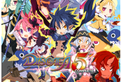 Disgaea 5 Complete: Digital Dood Edition Steam CD Key