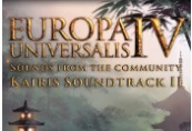 Europa Universalis IV - Sounds from the community: Kairis Soundtrack Part II DLC Steam CD Key