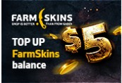 Farmskins $5 Wallet Card