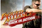 Jagged Alliance - Back in Action EU Steam CD Key