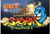 NARUTO SHIPPUDEN: Ultimate Ninja STORM 3 Full Burst HD RU VPN Required Steam CD Key