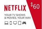 Netflix Gift Card $60 US