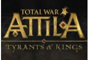 Total War: ATTILA - Tyrants & Kings Edition RoW Steam CD Key