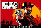 Red Dead Redemption 2 Special Edition EMEA Rockstar Digital Download CD Key