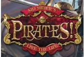 Sid Meier's Pirates! GOG CD Key