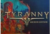 Tyranny Archon Edition Steam CD Key
