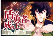 The Rising of the Shield Hero: Relive The Animation Steam CD Key