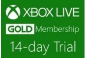 XBOX Live 14-day Gold Trial Membership EU