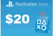 Playstation Network Card $20 US