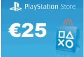 PlayStation Network Card €25 DE