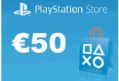 Playstation Network Card €50 ES