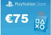 Playstation Network Card €75 DE