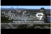 A-Train 9 V1.0 : The Next Generation Steam CD Key