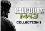 Call of Duty: Modern Warfare 3 - Collection 1 DLC Steam CD Key (Mac OS X)