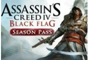 Assassin's Creed IV Black Flag - Season Pass Uplay CD Key