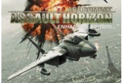 Ace Combat Assault Horizon Enhanced Edition EU Steam CD Key