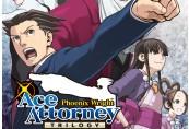 Phoenix Wright: Ace Attorney Trilogy RU VPN Required Steam CD Key
