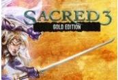 Sacred 3 Gold Steam CD Key